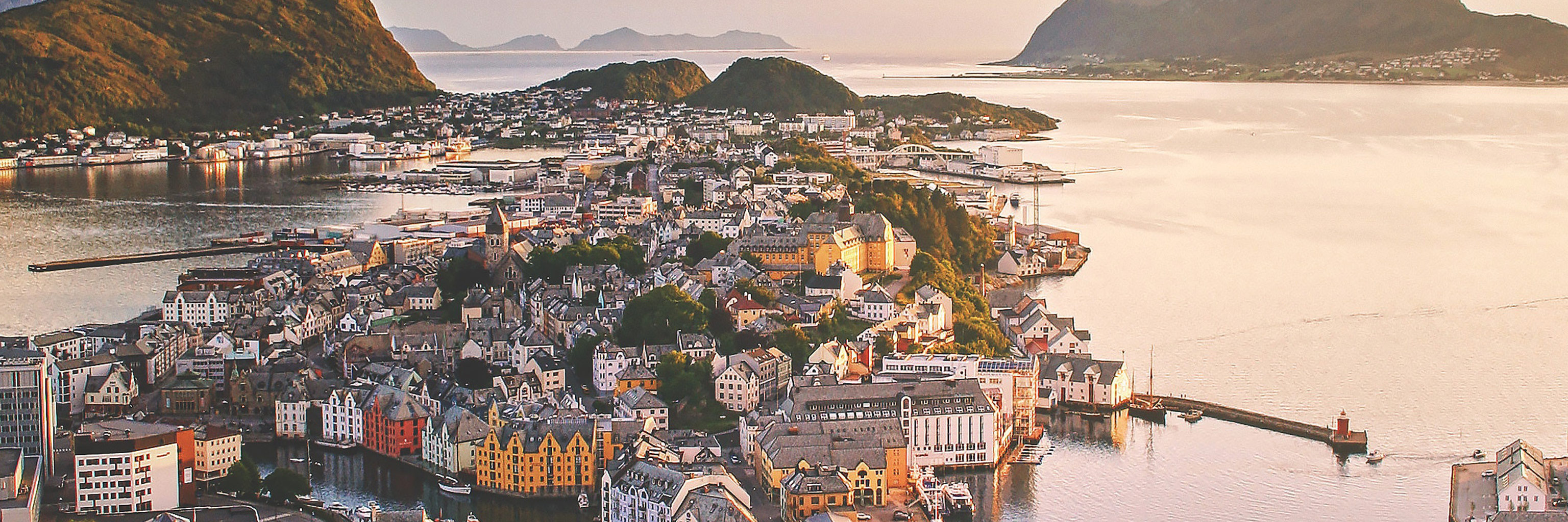 City in Norway