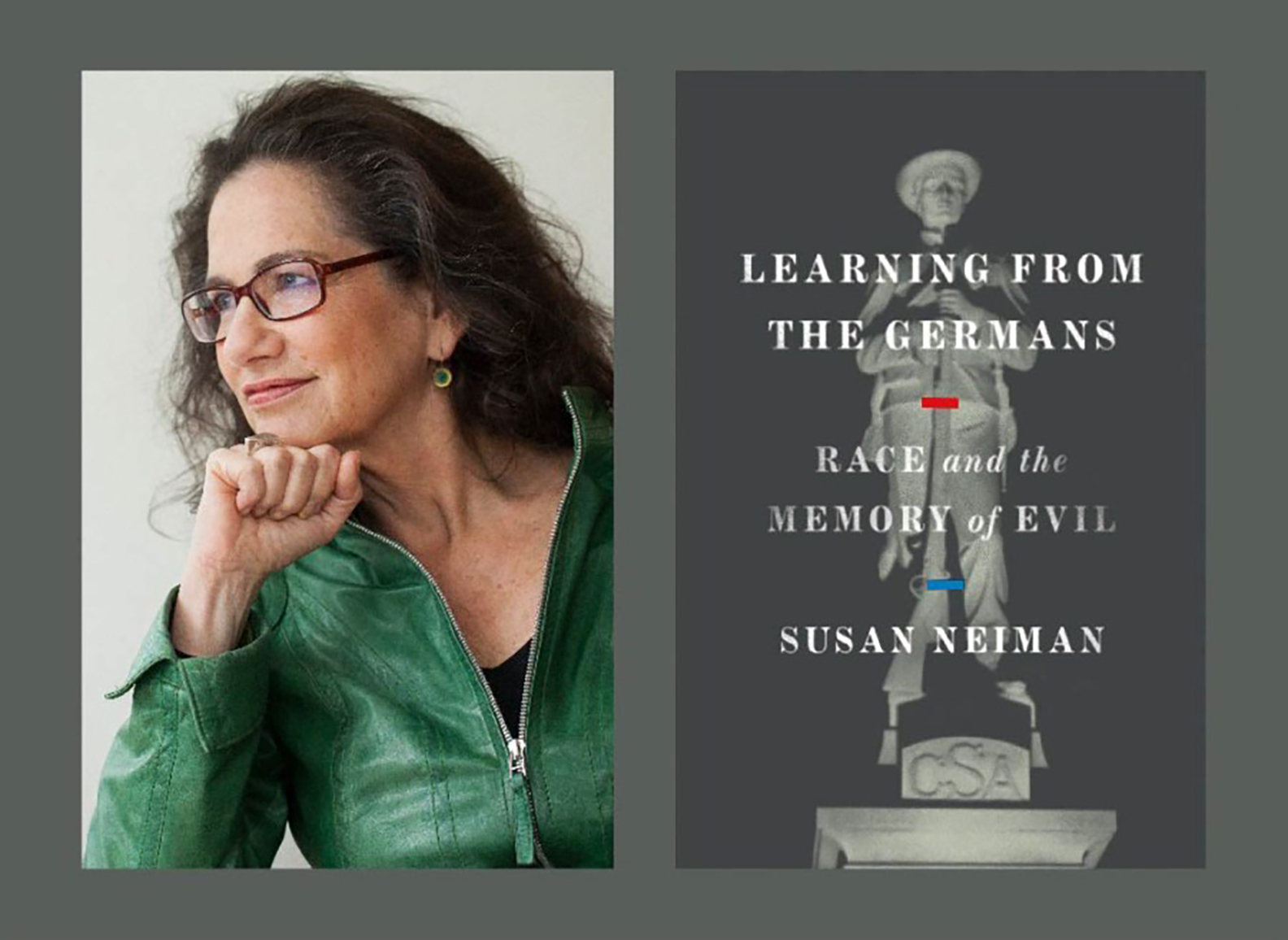 Susan Neiman's event announcement