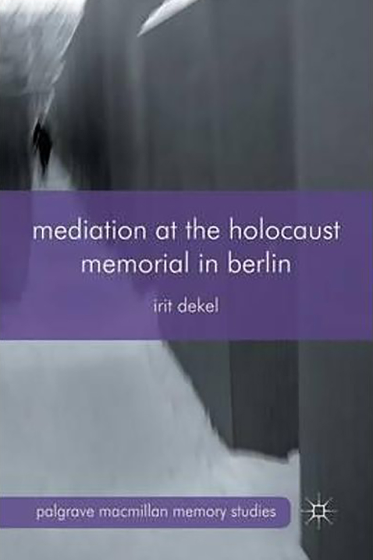 Mediation at the Holocaust Memorial in Berlin