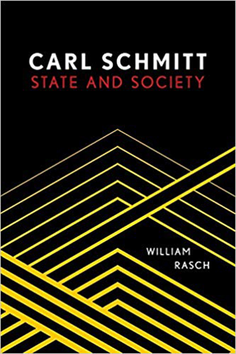 Carl Schmitt: State and Society